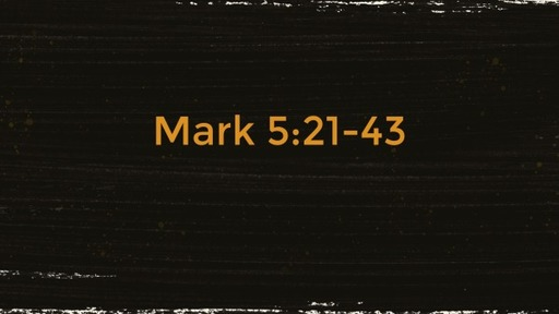 Mark 5:21-43