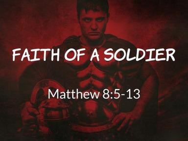 Faith of a Soldier