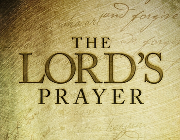 The Lord's Prayer - Petition #3