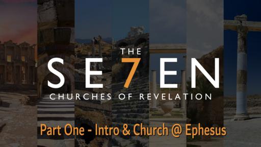 To the Church at Ephesus, Sunday November 8, 2020