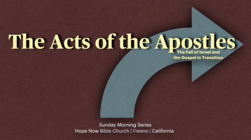 Acts 1_15-26 | Session 5 | The Apostles Replace Judas