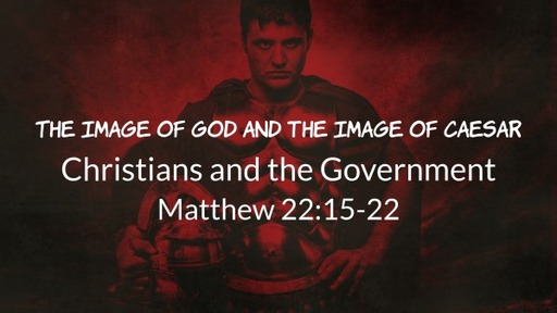 The Image of God and the Image of Caesar