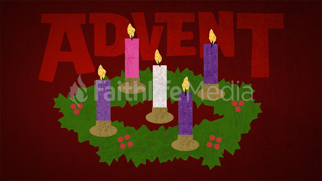 Advent Texture large preview