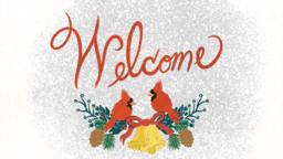 Merry Christmas Cardinal  PowerPoint image 4