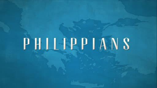 Philippians Lesson 25