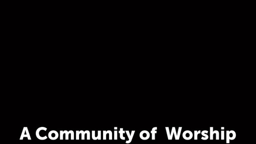 A Community of Worship
