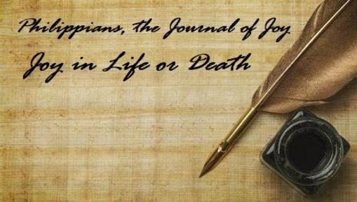 Joy in Life or Death