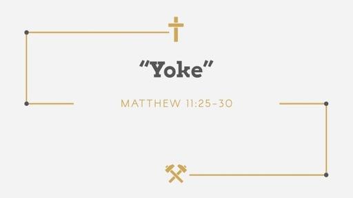 """""""Yoke"""""""