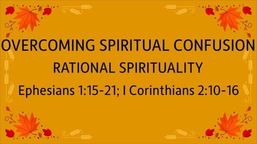 Rational Spirituality