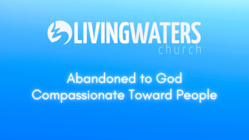 Living Waters Church Live Stream