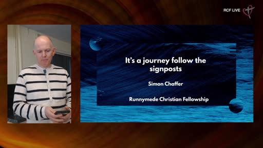 151120 Infill - Simon Chaffer - Follow God's Signposts
