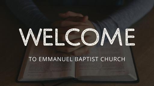 November 15 Worship Service
