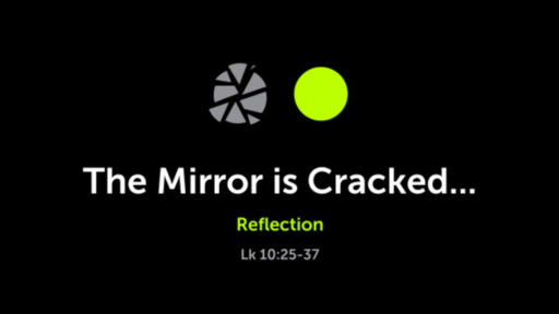The Mirror is Cracked...