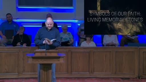 SYMBOLS OF OUR FAITH: LIVING MEMORIAL STONES- SEPT. 13, 2020