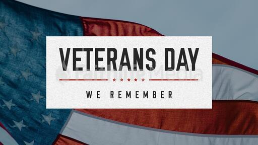 Veterans Day Stripes