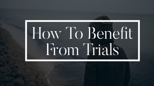How to Benefit from Trials pt. 1