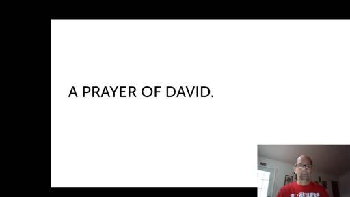 Sat.  Nov. 21,  '20 3rd PPT Psalm 17