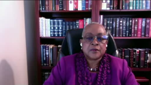 Stay In The Race - Part 2 (Minister Luella Brown)