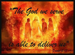 "Come join us for Worship - Sunday November 22, 2020 at 9:00AM - Sermon Today: ""Nobody Delivers Like God"" -  Daniel 3"