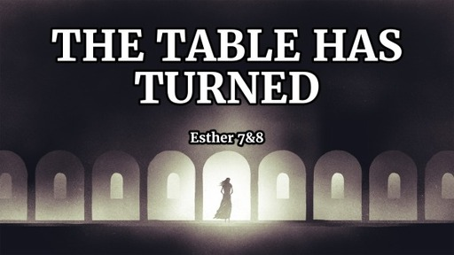 The Table Has Turned