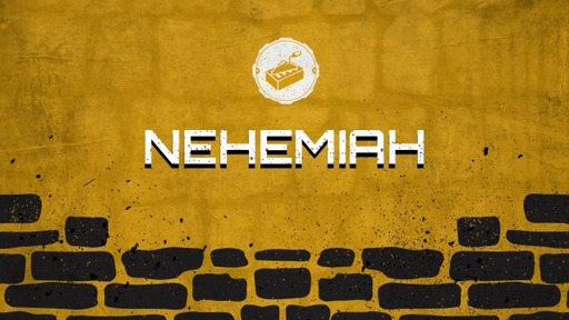 Nehemiah: An Introduction to a Leader: Prayer, Plan, Act