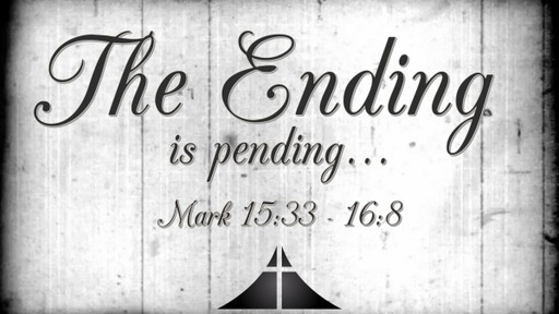 The Ending is Pending
