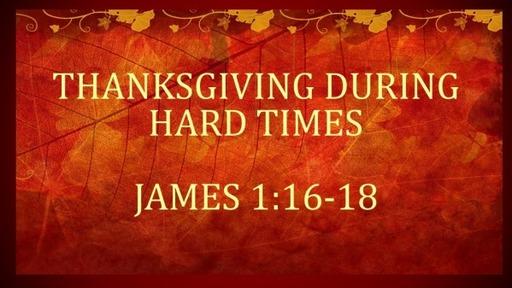 Sunday November 22nd AM Service
