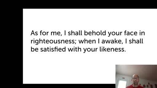 Mon.  Nov. 23,  20 4th PPT Psalm 17