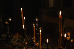 Candlelit Dining Table  image 3