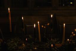 Candlelit Dining Table  image 2