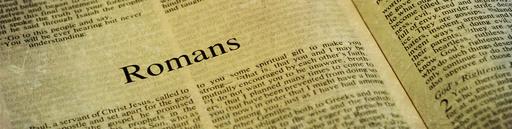 Romans 1: Homosexuality