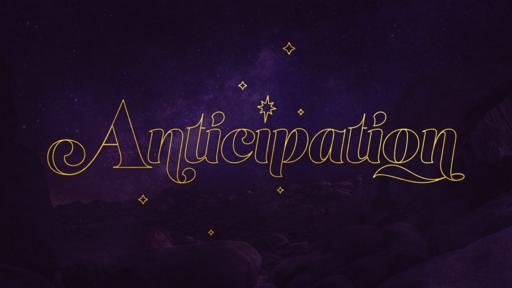 Anticipation   Advent 2020