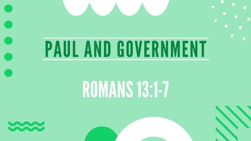 Paul & Government