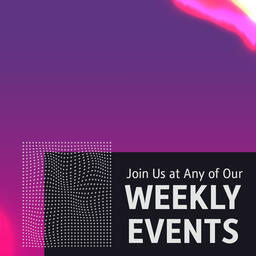 Join Us At Any Of Our Weekly Events  PowerPoint image 5