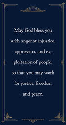 A Franciscan Blessing  PowerPoint image 6