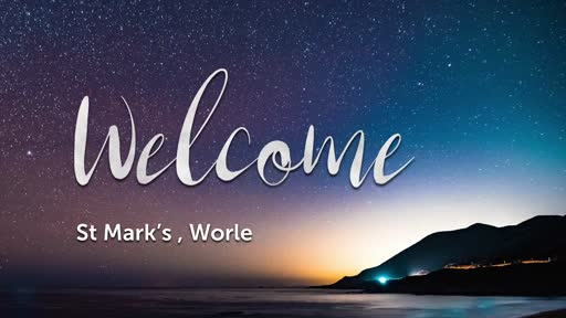 20.11.22 St Mark's Morning Worship - Jesus' return