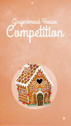 Gingerbread House Competition  PowerPoint image 9