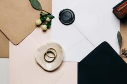 Wedding Stationary Elements  image 37