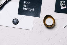 Wedding Bands and a Tea Light  image 22