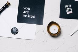 Wedding Bands and a Tea Light  image 13