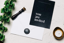 Wedding Bands and a Tea Light  image 11