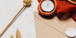 Wedding Invitation Suite in Desert Tones  image 17