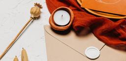Wedding Invitation Suite in Desert Tones  image 19