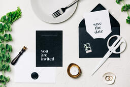 Wedding Bands and a Tea Light  image 18