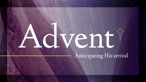 Advent 2020 Week 2 Joy in Presence