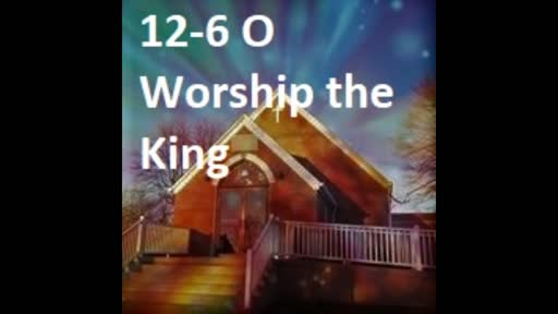 O Worship The King - Duet