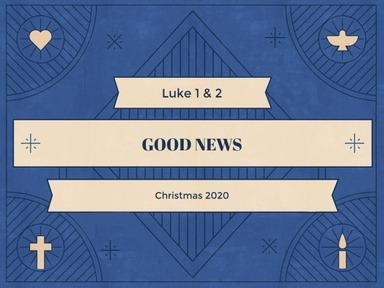Christmas 2020 - Good News