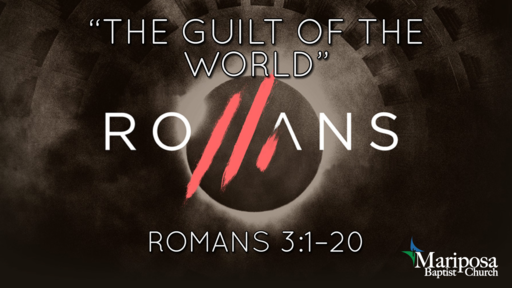 """""""The Guilt of the World"""" 