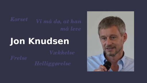 Jon Knudsen - prædiken