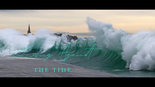 Living Against the Tide - Spiritual Self Defense - Don't Get Sidelined